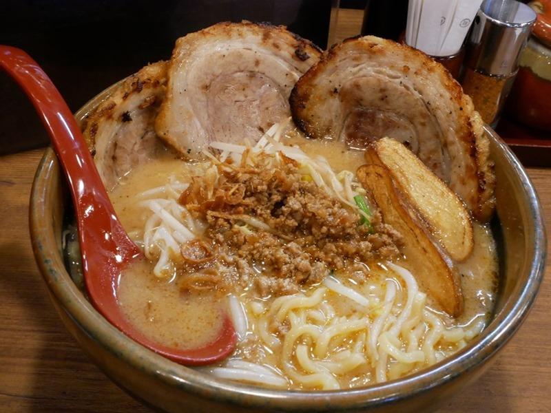 【10杯目】鳥取でラーメン食べるならこの店、この一杯!