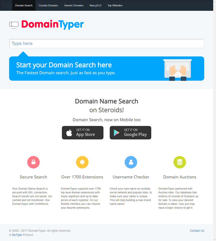 FireShot Capture 18 - Domain Name Search - https___domaintyper.com_