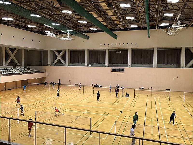 宝塚市スポーツセンターメインアリーナ