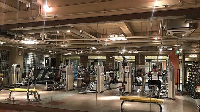 宝塚市スポーツセンタートレーニング室ウエイト